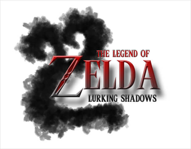 elegant logo design of zelda