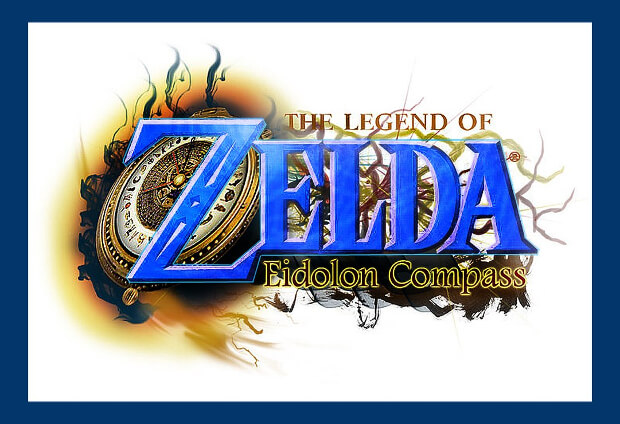 modern logo of zelda