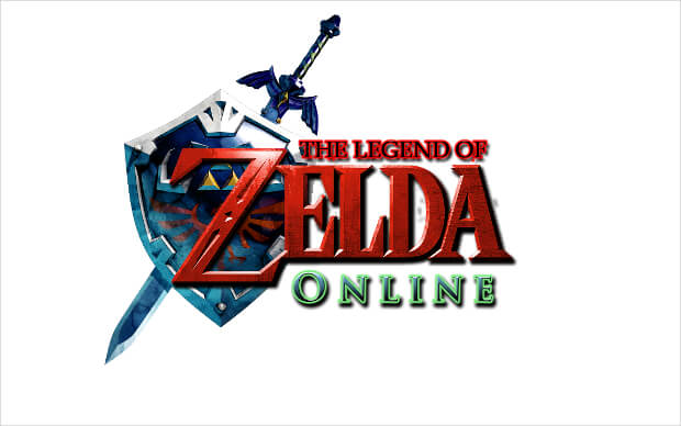 Legend of Zelda Online Logo