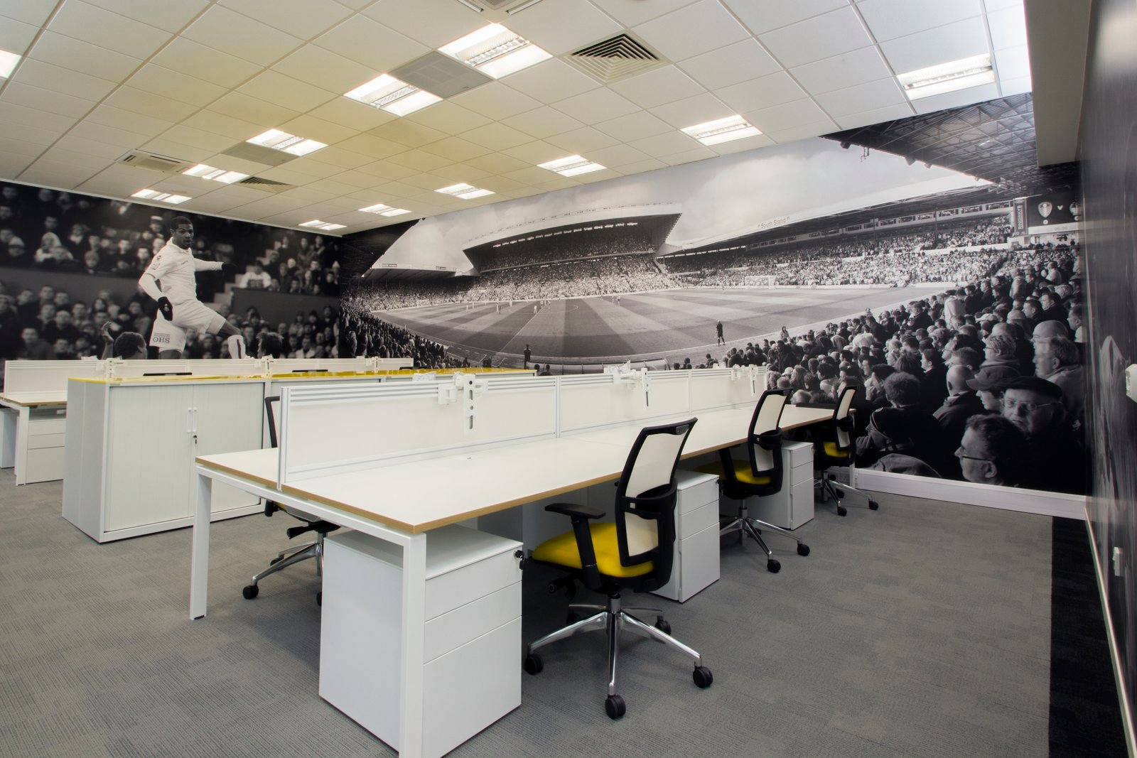 Leeds United Football Club Office