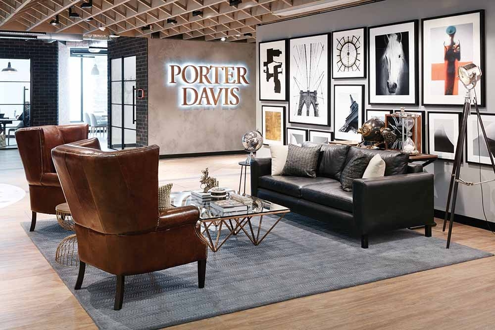 Porter Davis Office Design Looks So Attractive