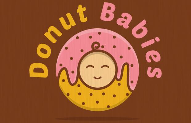 Amazing Donut Logo Idea
