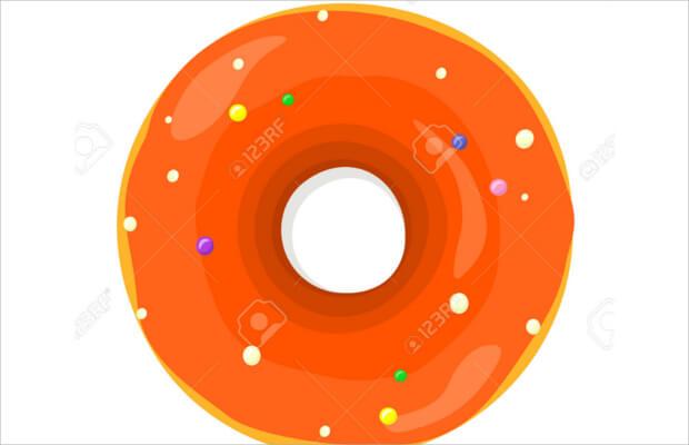 Tasty Donut Logo Design