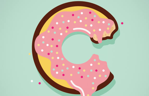 19  donut logo designs  ideas  examples