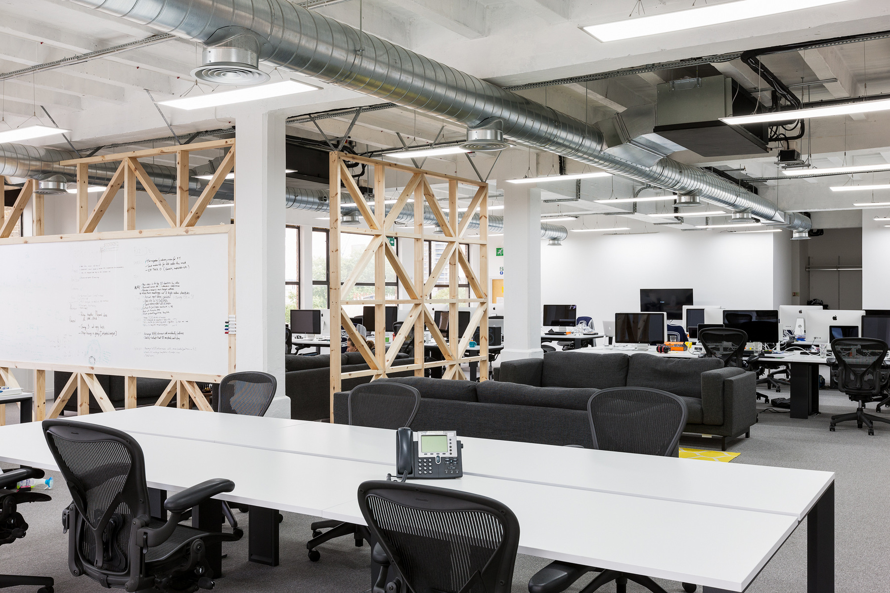 GoCardless London Office Interior Architecture