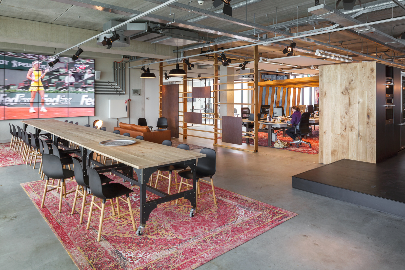 BrandDeli Amsterdam Office Design