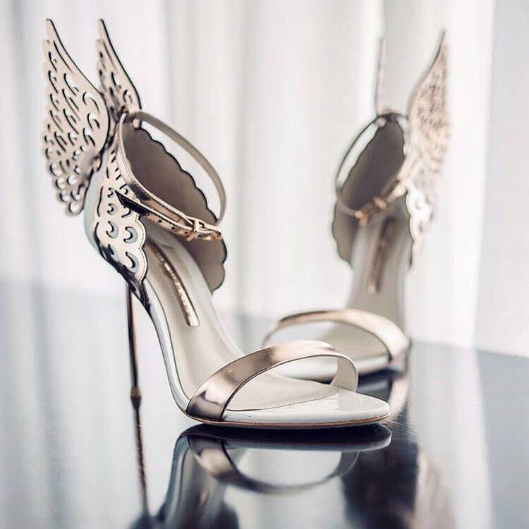 Fashionable Bridesmaid Shoes