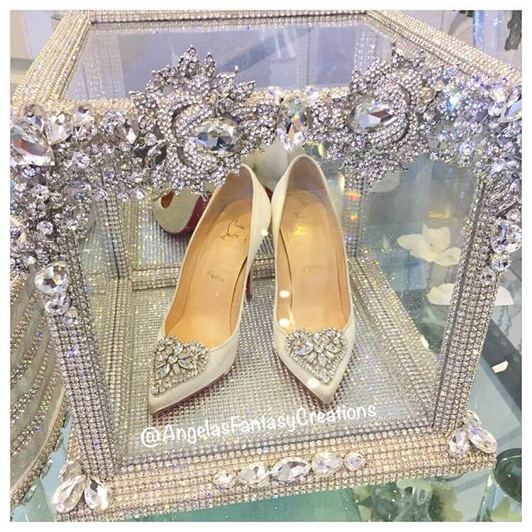 Gorgeous Girls Wedding Shoes