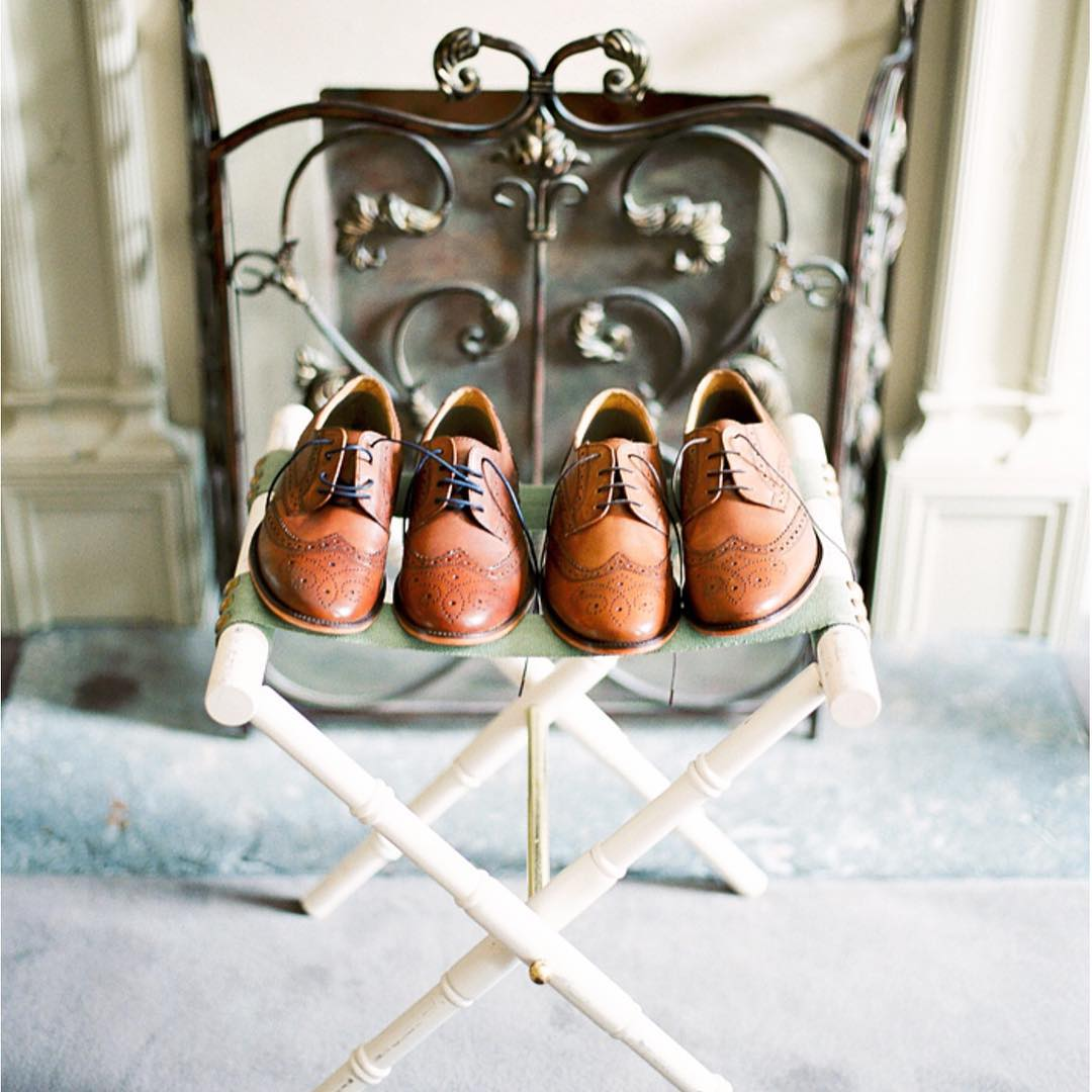 simple summer wedding shoes for men