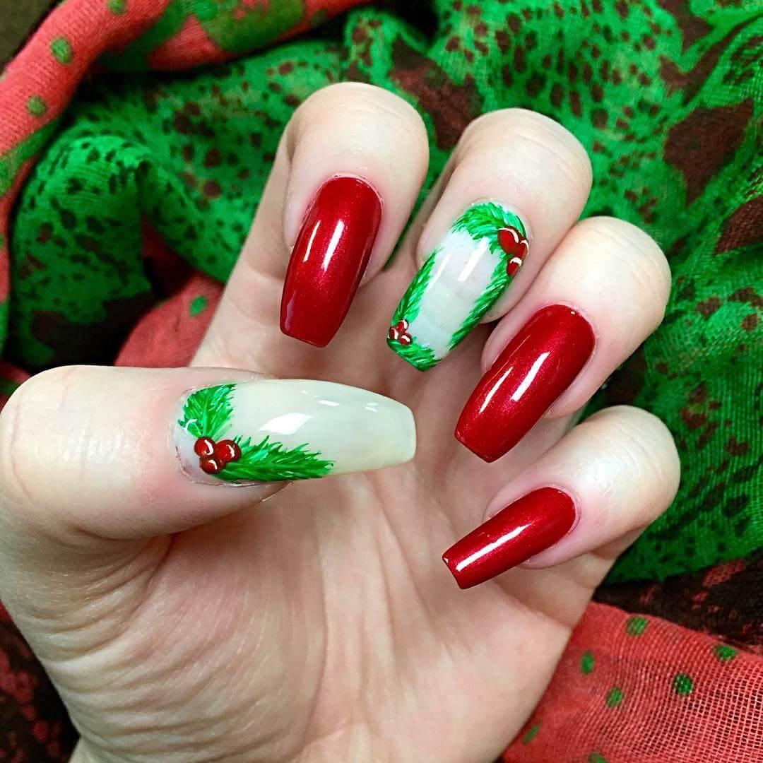 Sharpe Nail Art for Holiday (1)