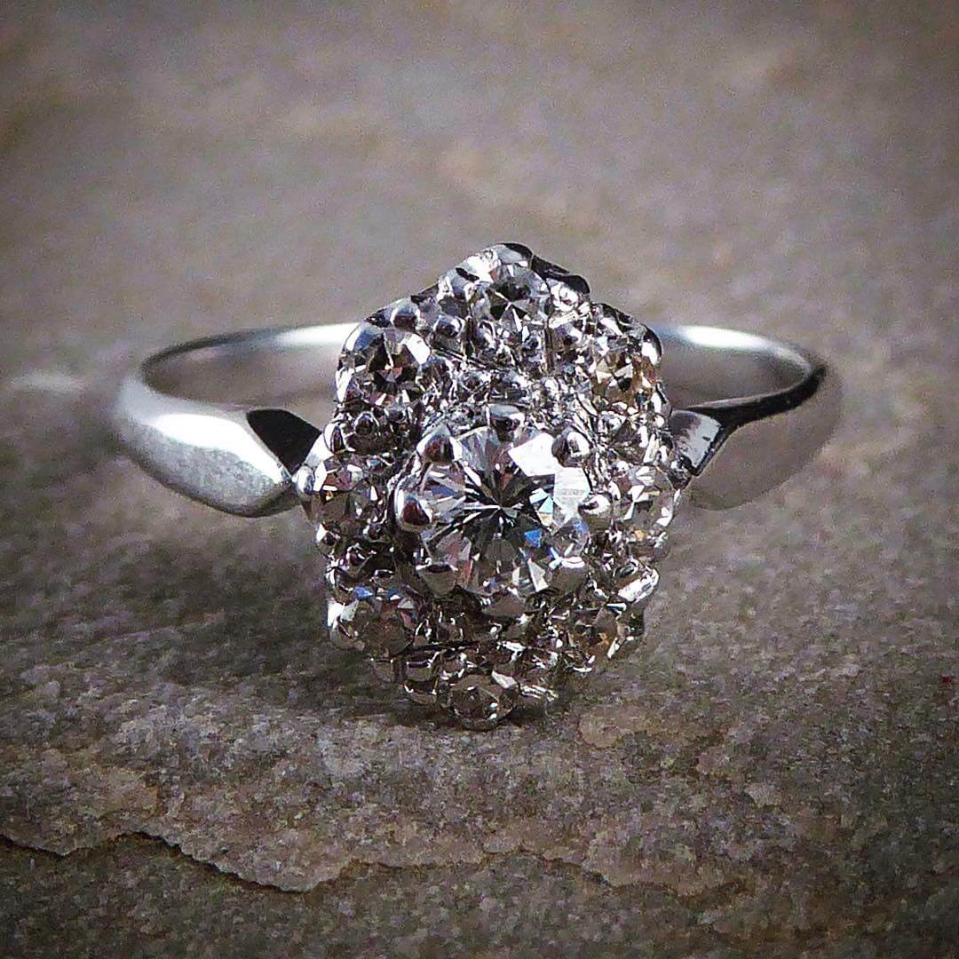 Gorgeous Vintage Wedding Ring