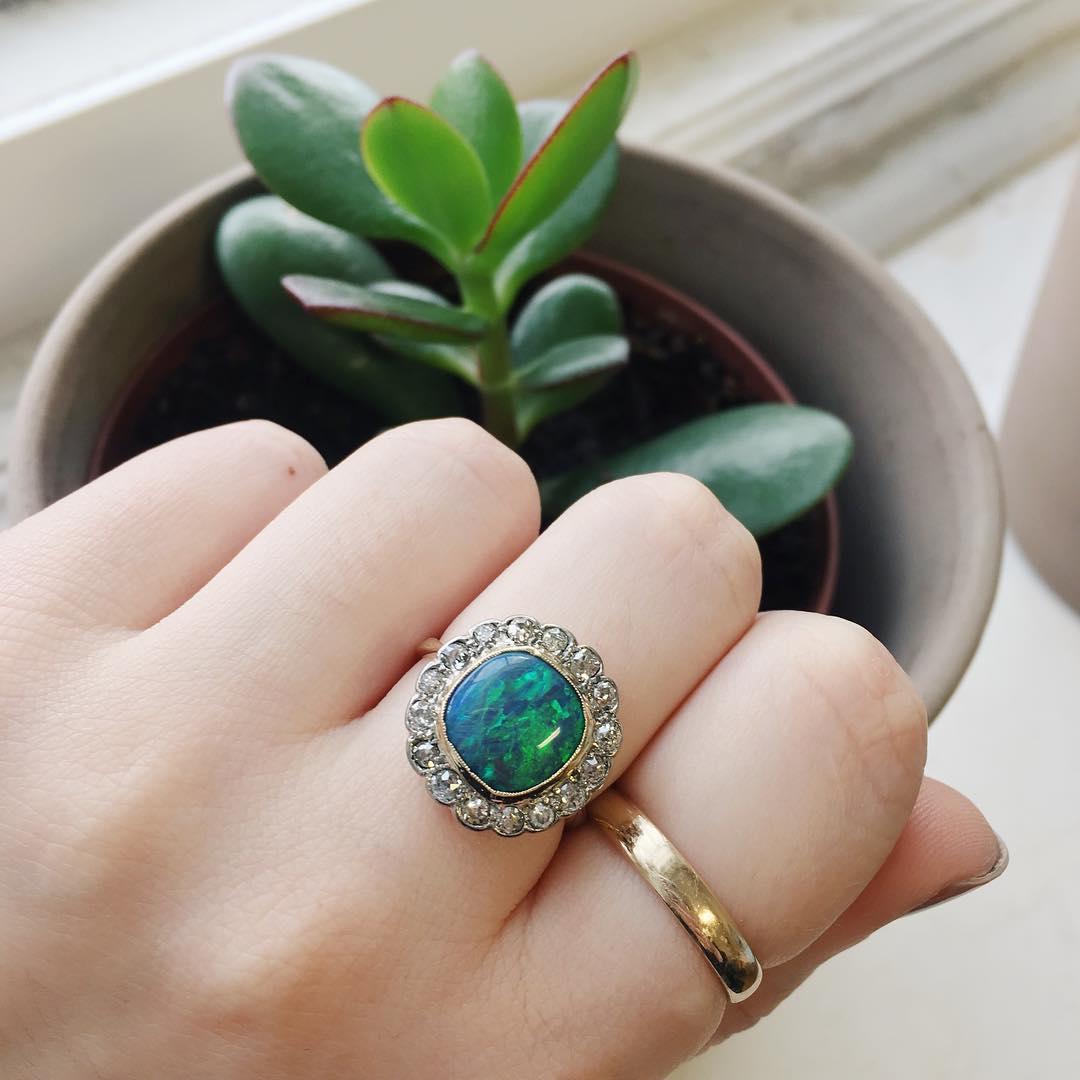 Amazing Engagement Rings Vintage