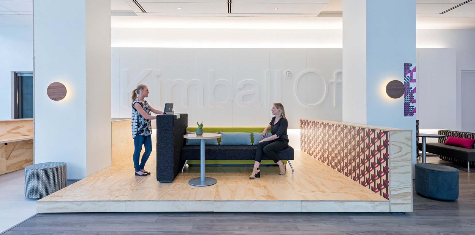 Kimball Office In Chicago