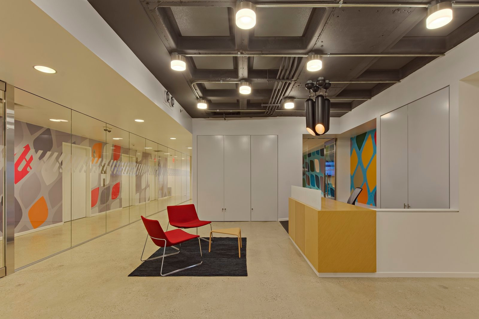 Tech Corporate Company Office