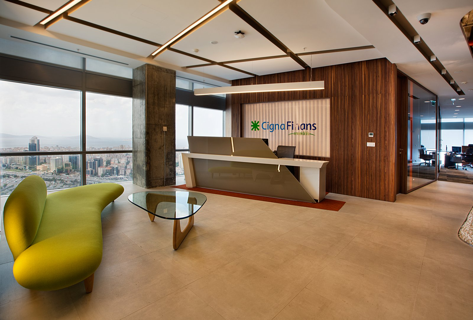 Cigna Finance Office