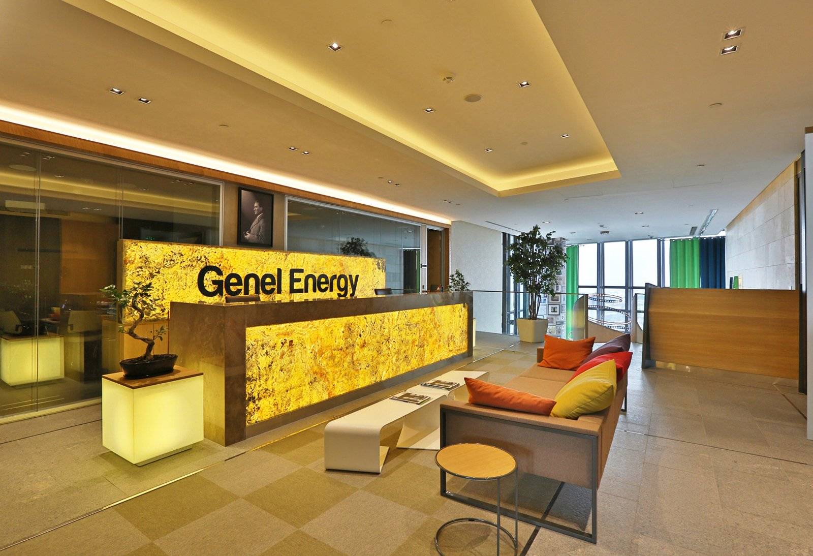 genel energy head office dereromay design construction