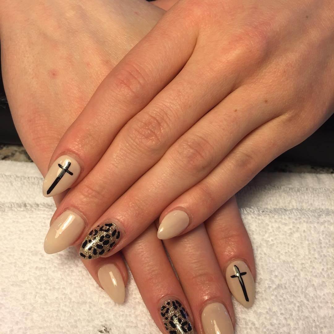 20+ Leopard Nail Art Designs, Ideas | Design Trends - Premium PSD ...