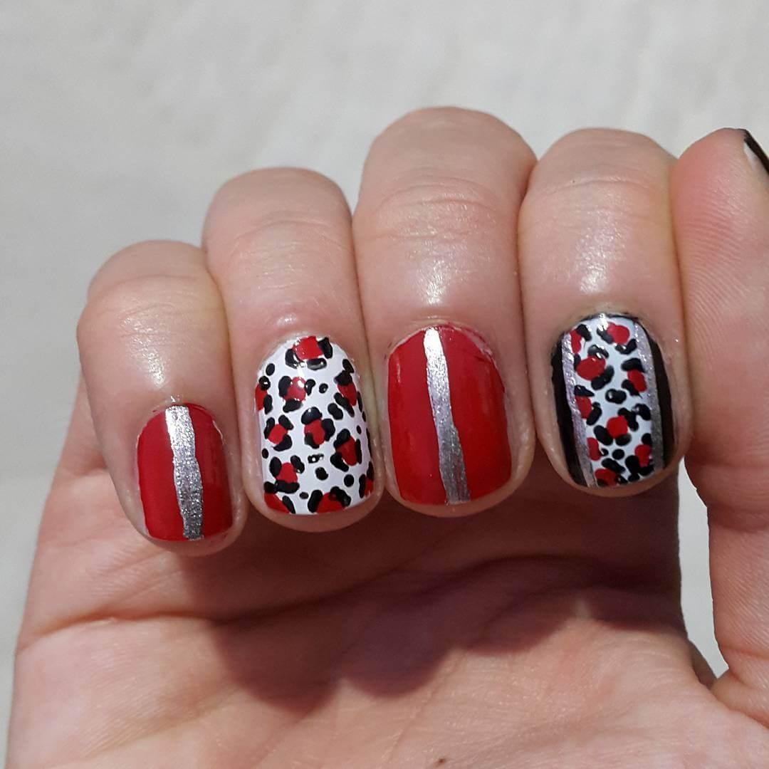 Fabulous Leopard Nail Art Designs (1)