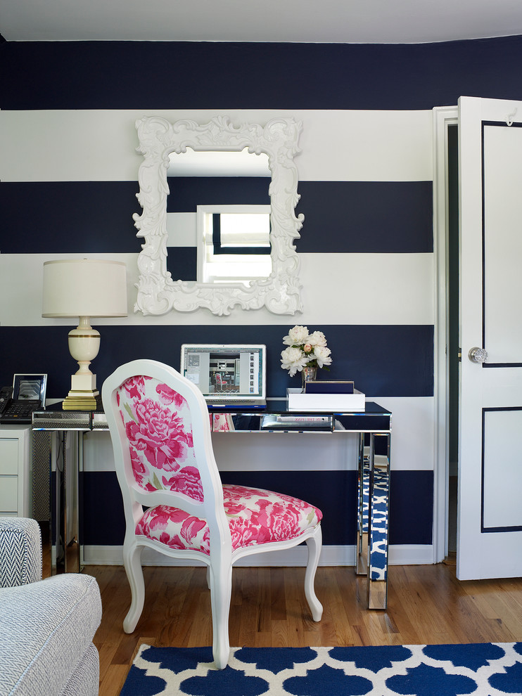 21+ Feminine Home Office Designs, Decorating Ideas ...