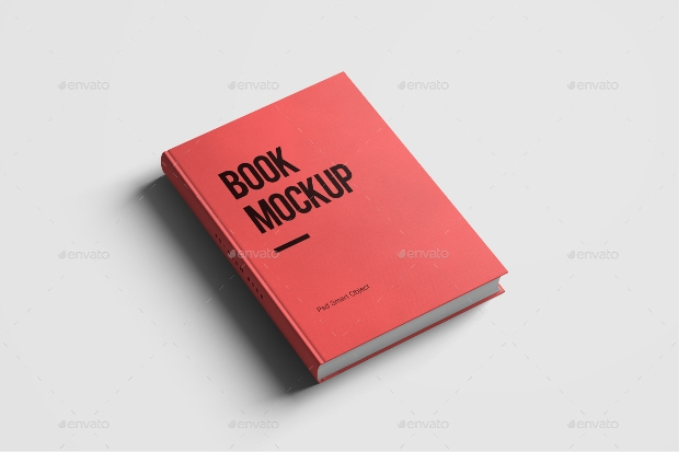 Modern Book Cover Up : Book mockups psd download design trends premium