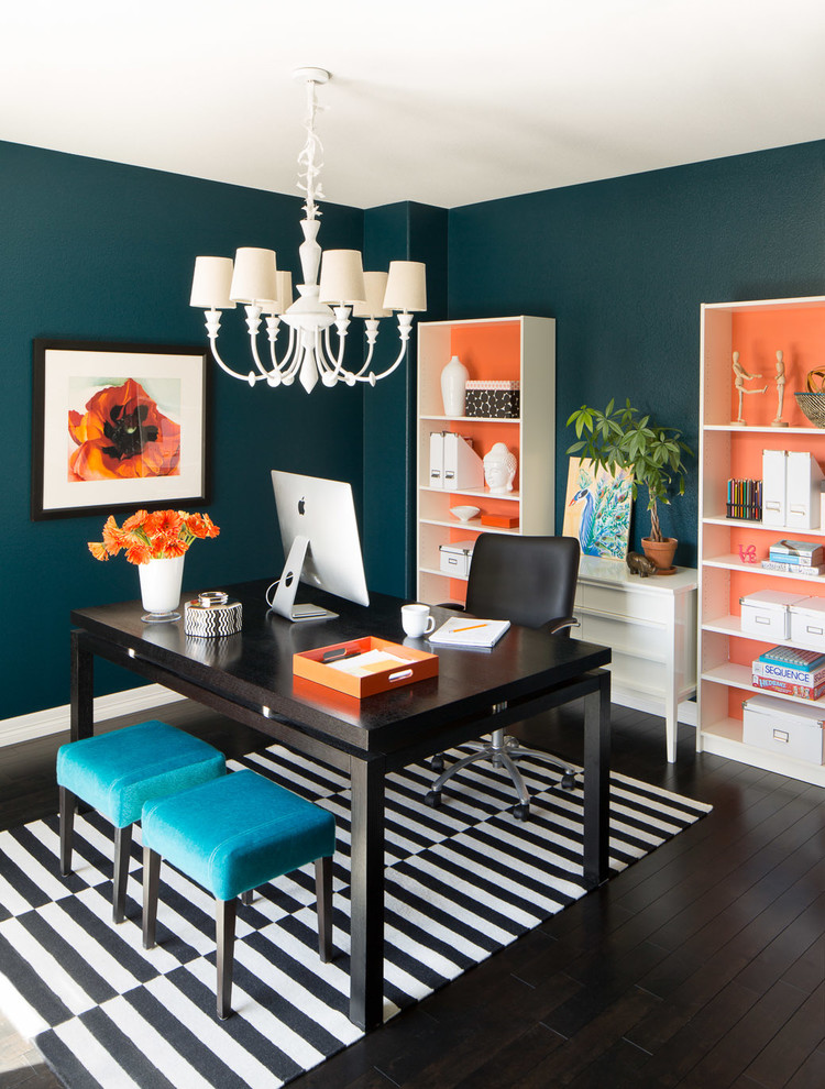 Home Office Room Design: 20+ Small Office Designs, Decorating Ideas