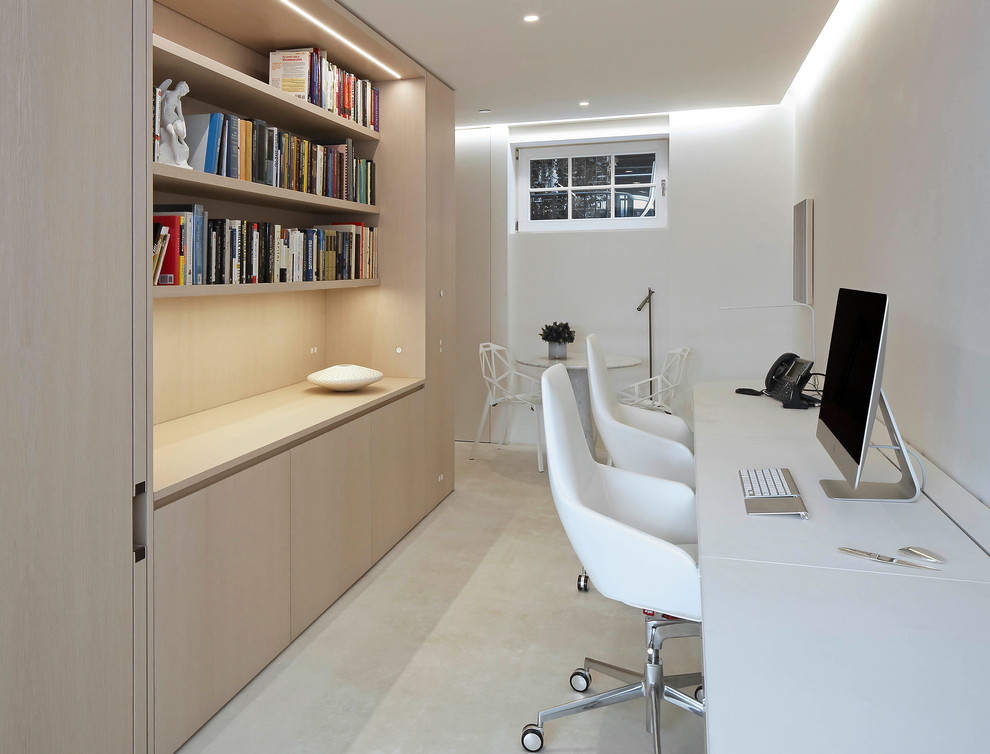 stylish small office
