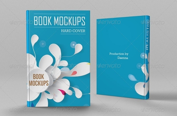 School Book Mockups