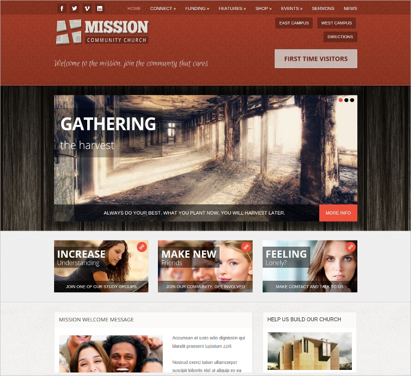 Mission Responsive Church Podcast Theme