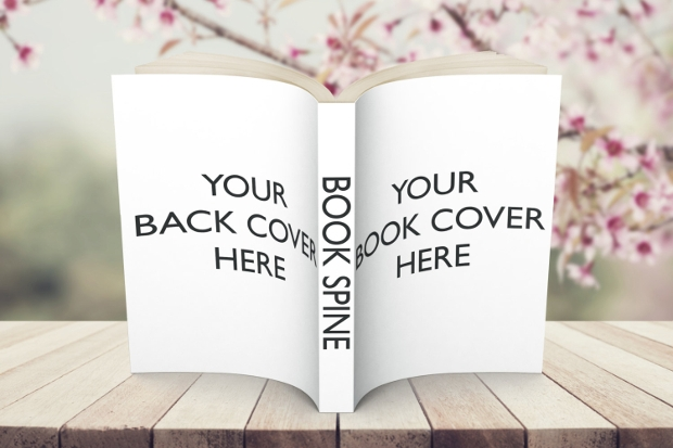 book mockup for download