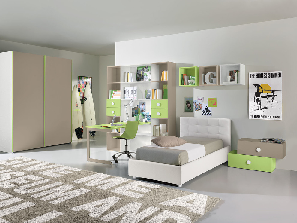 20 kid 39 s bedroom furniture designs ideas plans for Interior design for kid bedroom