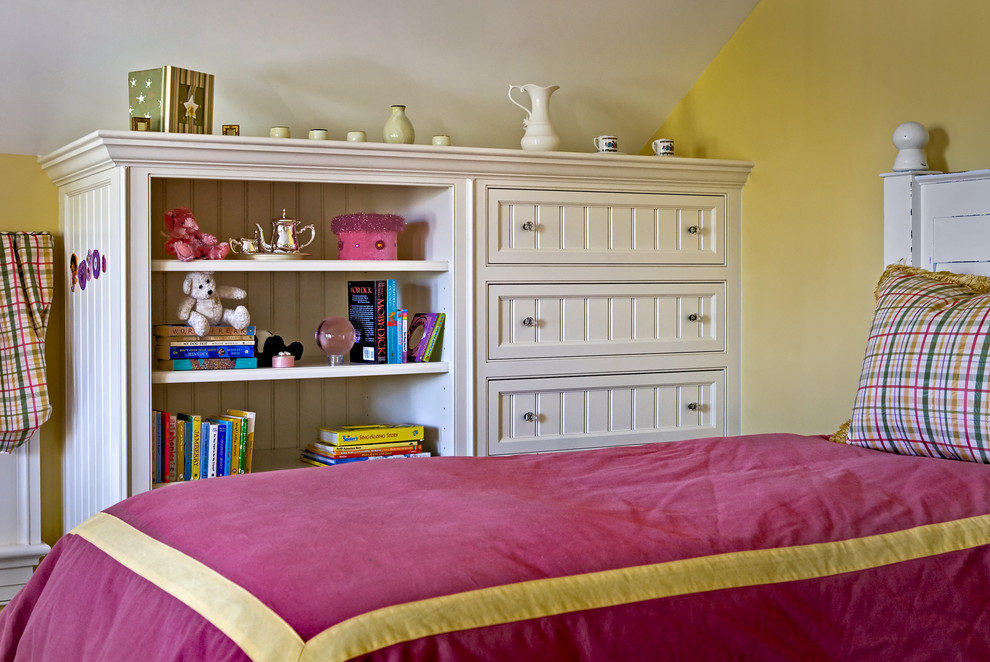 white wood furniture design for kids bedroom