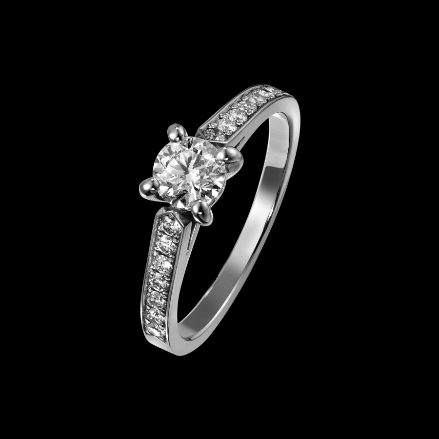 Piaget Vintage Engagement Ring