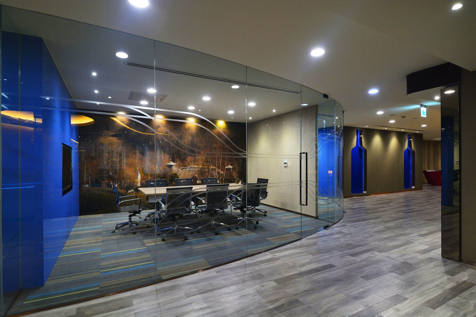 Edrington Group Office Design