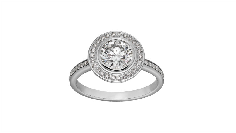 Cartier Vintage Engagement Rings for Women