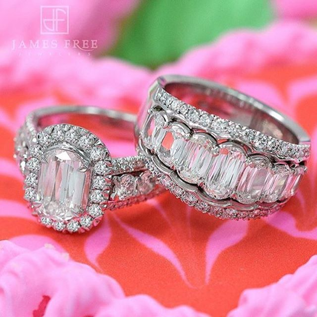 Lovely Diamond Engagement Rings