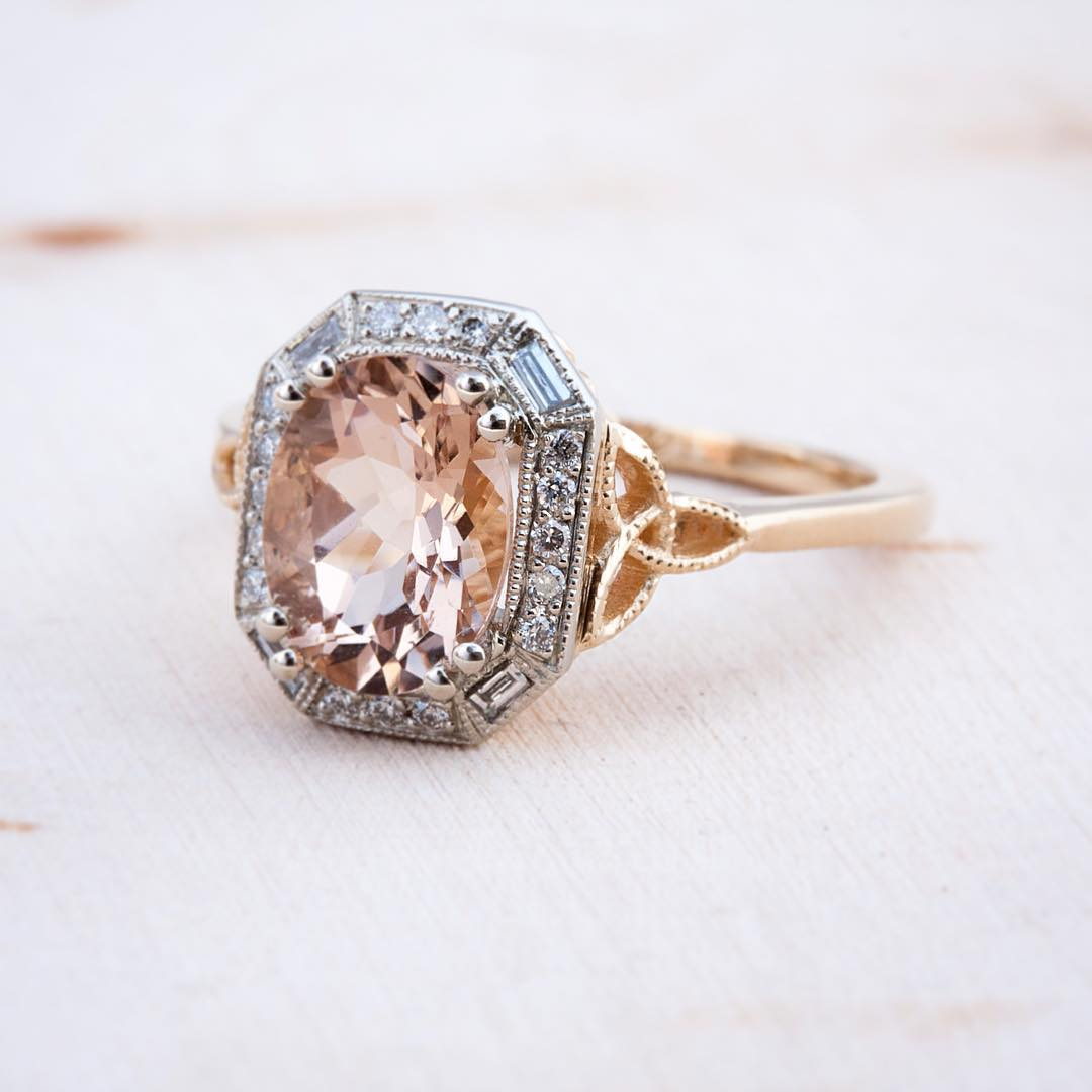 Gorgeous Vintage Engagement Ring