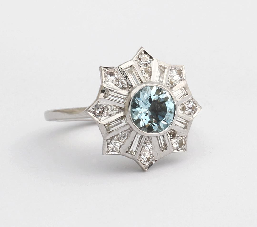 Awesome Vintage Inspired Ring