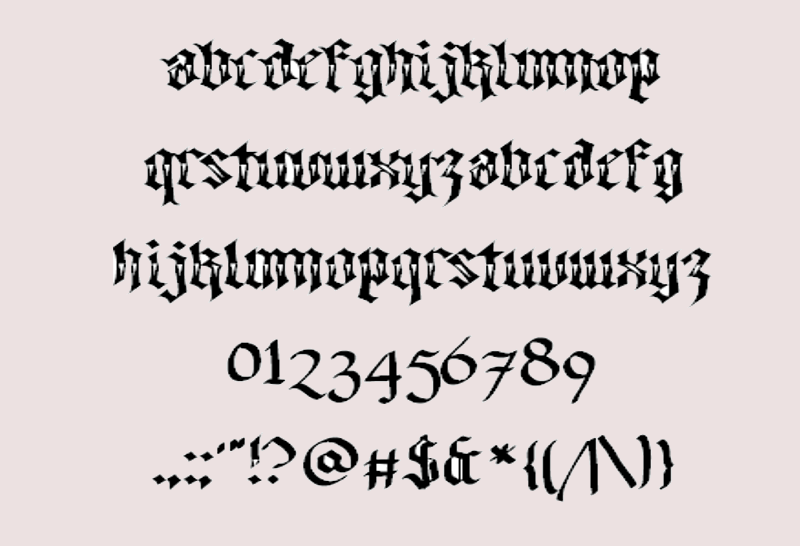black metal font generator www imgkid com the image Thus Is What Metal Band Rock Band Name Generator