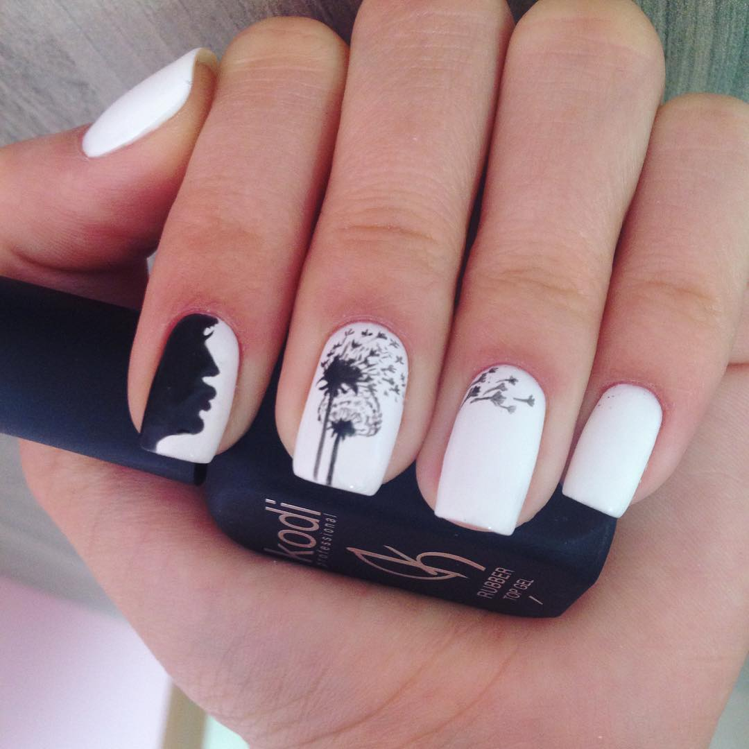 White Nail Art Designs | Graham Reid