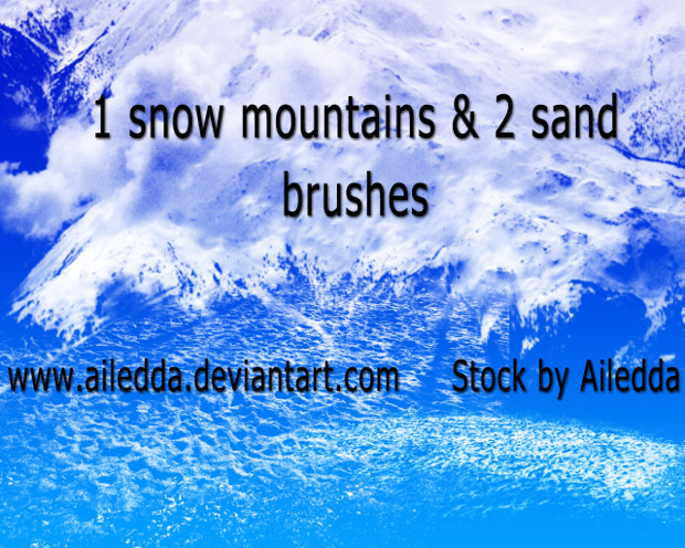 Sand Brush Photoshop Free Download