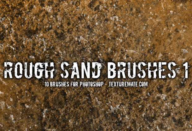 Sanding Brushes Photoshop Free Download