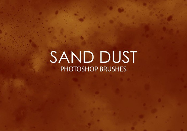 Free Sand Photoshop Brushes Download