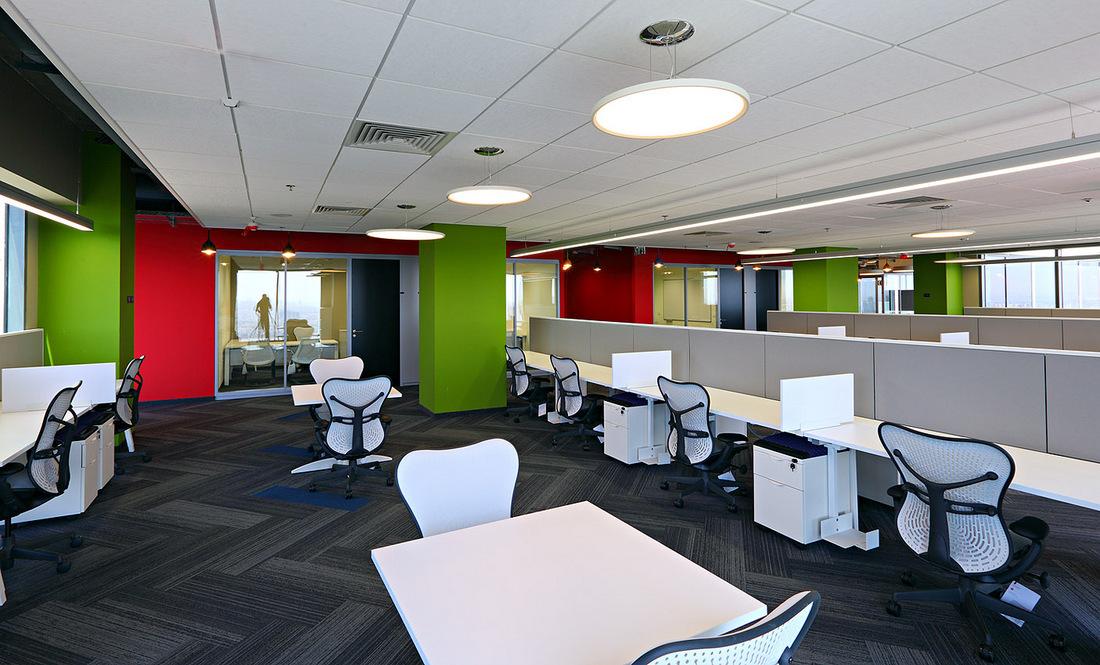 nformatica's Tel Aviv Office