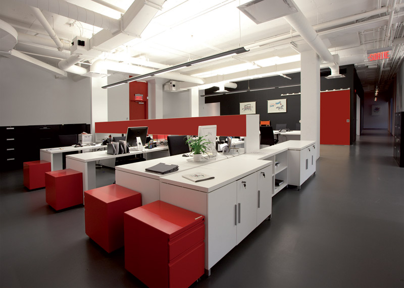 Awesome Office Workspace Design Idea