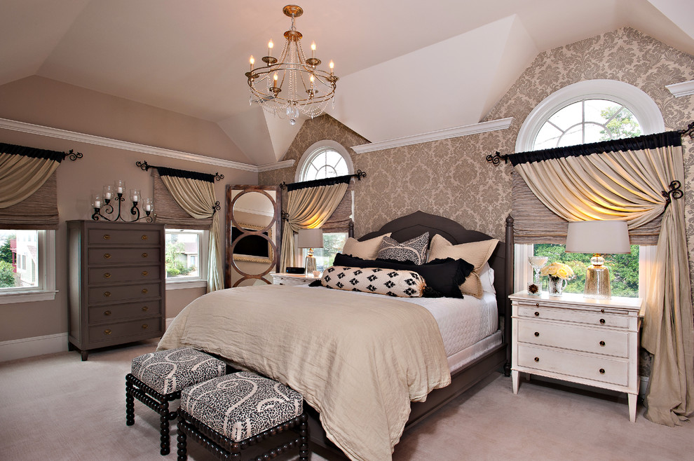Transitional Bedroom Ideas Part - 30: Design Ideas For A Transitional Bedroom Design