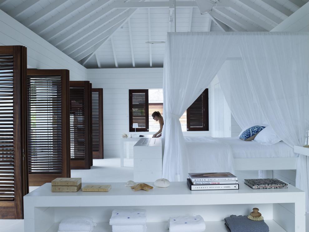 Lovely Bedroom Design for Beach Houses