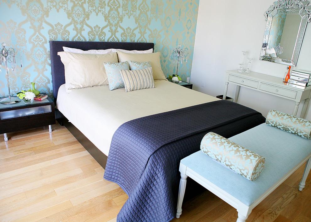 blissful master bedroom design