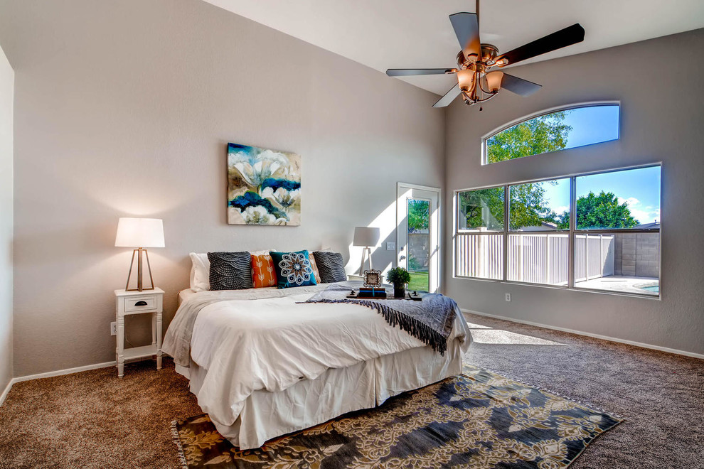 Blissful Interior Design for Bedroom