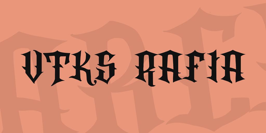 gothic heavy metal font1