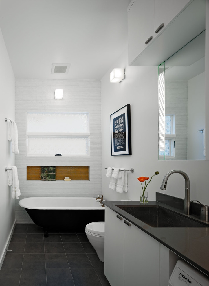 Mediterranean Bathroom In San Francisco